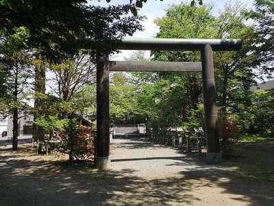 北海道信濃神社の写真
