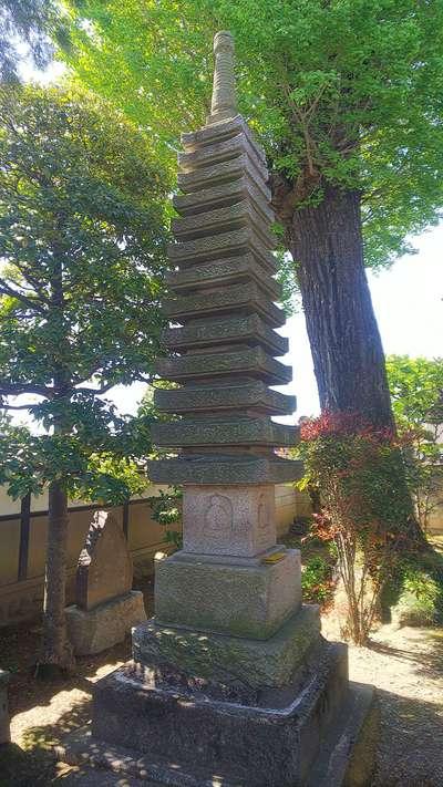 埼玉県瑞光寺の写真