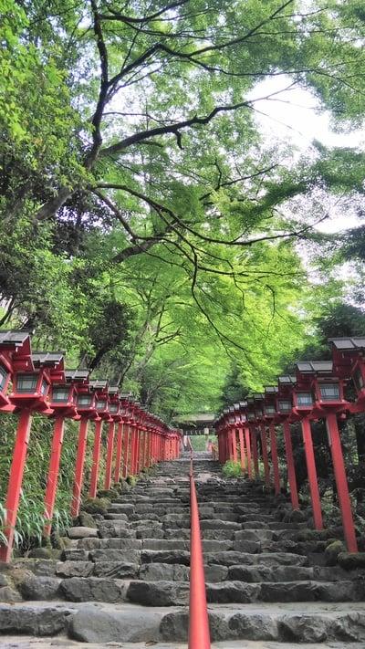 貴船神社(京都府鞍馬駅) - その他建物の写真