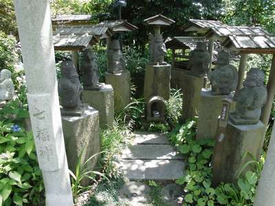 神奈川県常泉寺の写真