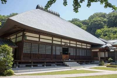 神奈川県浄妙寺の本殿