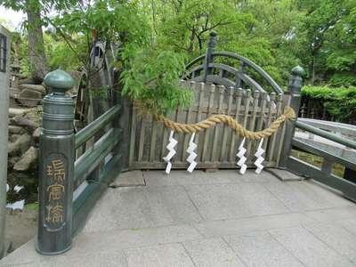 西宮神社(兵庫県西宮(阪神)駅) - 庭園の写真