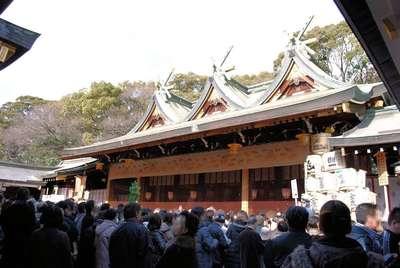 西宮神社(兵庫県西宮(阪神)駅) - 本殿・本堂の写真