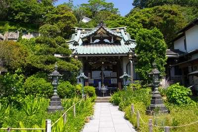 常栄寺(ぼたもち寺)(神奈川県)