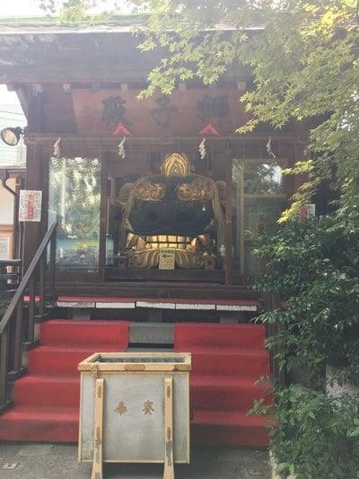 波除稲荷神社(東京都築地市場駅) - その他建物の写真
