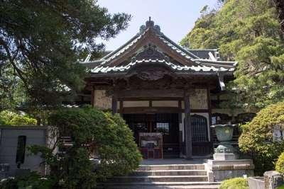 安養院田代寺の本殿
