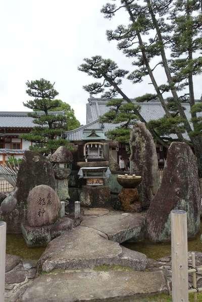 大願寺の建物その他