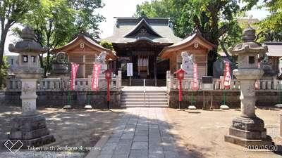 日吉八王子神社の近くの神社お寺|多賀神社