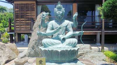 善生寺(東京都豊田駅) - 仏像の写真