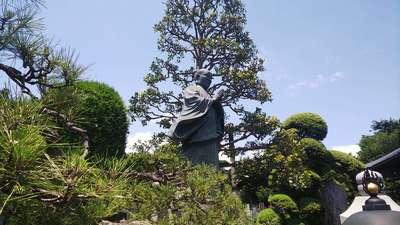 善生寺(東京都豊田駅) - 像の写真
