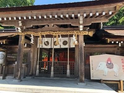 京都府出雲大神宮の本殿