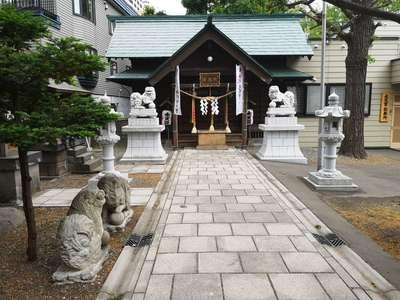 水天宮(北海道)
