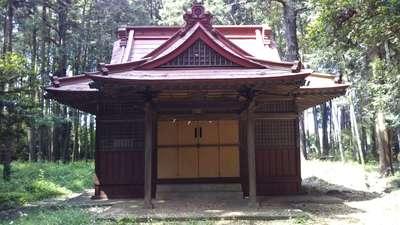 高房神社(茨城県)
