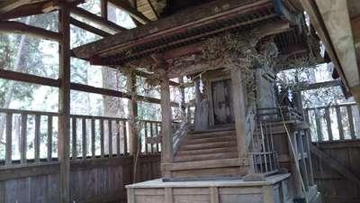 五平神社(茨城県)