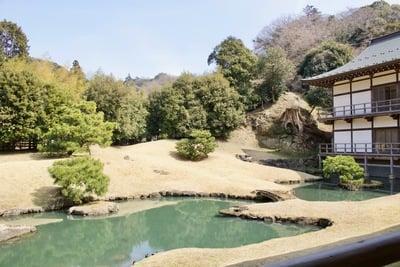 建長寺の庭園