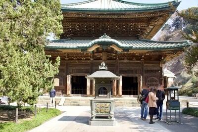 建長寺の本殿