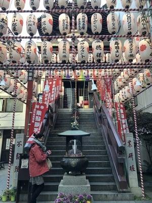 川崎大師東京別院(東京都)