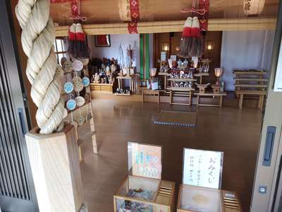 清田稲荷神社(北海道)