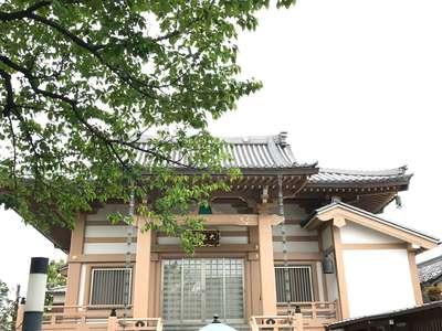 円泉寺の本殿
