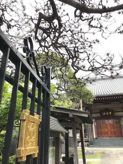 法立寺の本殿