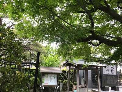 天祖神社の近くの神社お寺 法立寺