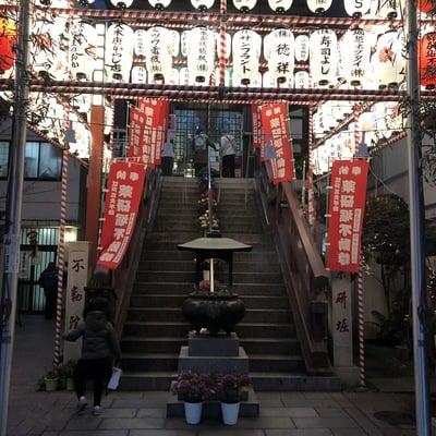 東京都川崎大師東京別院の写真