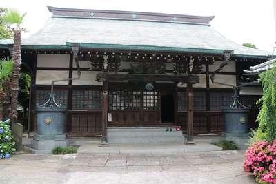 東京都善養寺の写真