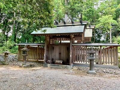 阿紀神社(奈良県)