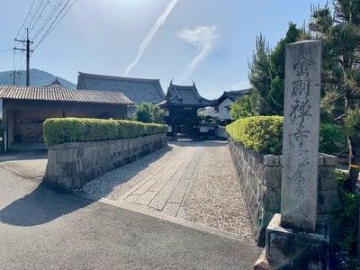 京都府金剛寺の本殿