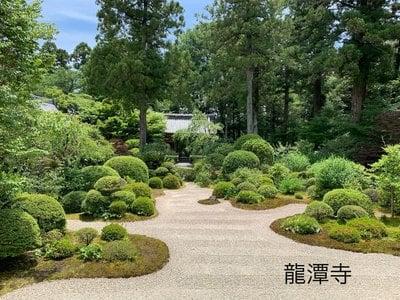 静岡県龍潭寺の写真