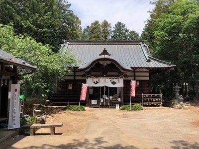 甲斐奈神社(山梨県)