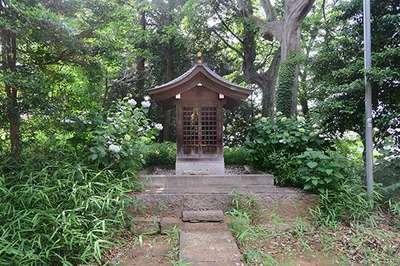 埼玉県春日神社の写真