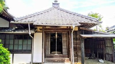 愛知県宝禅山 長山寺の本殿