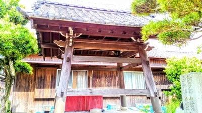 愛知県宝禅山 長山寺の建物その他