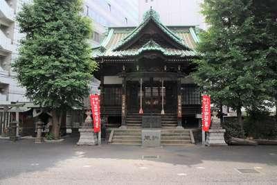 花園神社の近くの神社お寺|太宗寺