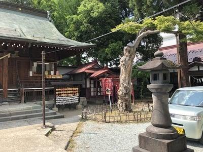 豊烈神社の建物その他