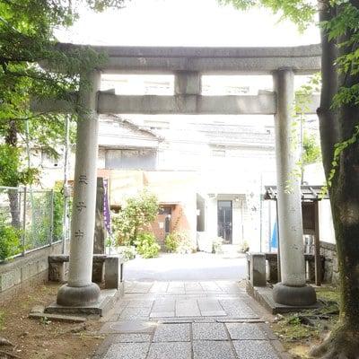桐ヶ谷氷川神社(東京都)