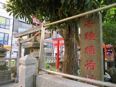 千種稲荷神社の建物その他