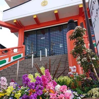 愛知県教西寺の本殿