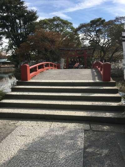 妙隆寺の近くの神社お寺|鶴岡八幡宮