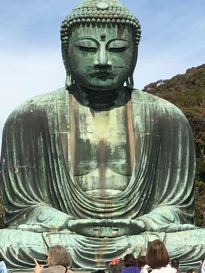 神奈川県高徳院の仏像