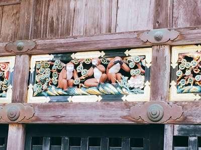 日光東照宮の芸術