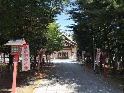 新川皇大神社の近くの神社お寺|発寒神社