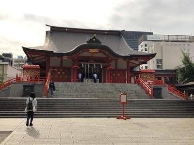 花園神社(東京都新宿三丁目駅) - 本殿・本堂の写真