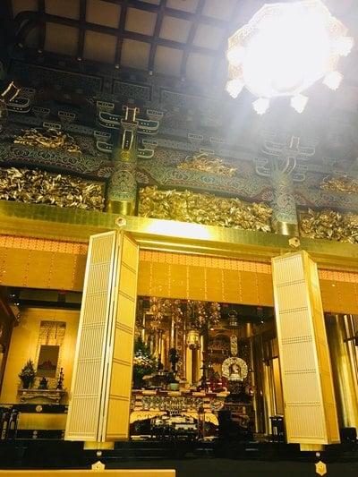築地本願寺(本願寺築地別院)の本殿