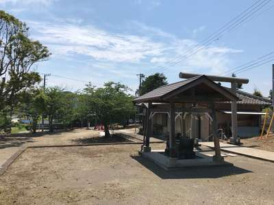 千葉県八幡神社の建物その他
