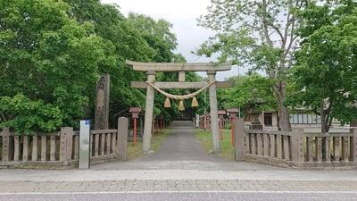 石狩八幡神社(北海道)
