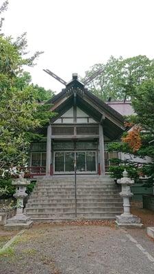 西当別神社(北海道)