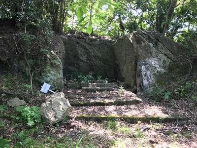 千倉神社の近くの神社お寺|金毘羅宮跡
