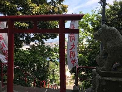 千葉県稲荷神社の写真